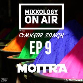 Mixxology On Air with Omkar Singh #MOA09