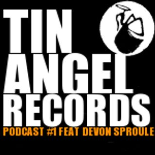 Tin Angel Records Podcast #1 - Devon Sproule