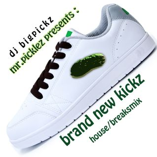 brand new kickz - my new house breaks mix