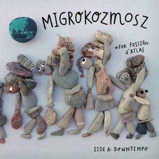 Fossiles d'Atlas - Migrokozmosz (side a: downtempo)