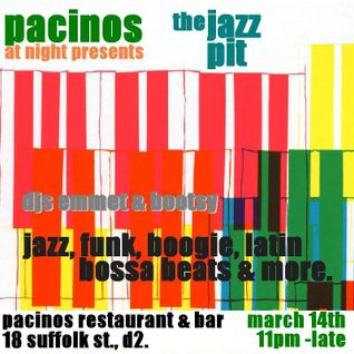 The Jazz Pit Mix : Fouronthefloor Pt.1