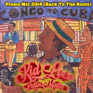 Dj Kid Loco - Salsa Promo Mix 2014 (Back To The Roots)