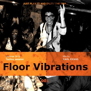 Floor Vibration 001