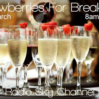 Strawberry Jazz 28th March 2016 - WARNING this get a very funky at the end