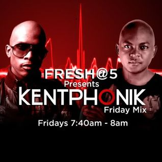 Kentphonik Fridays - 19 August