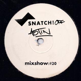 SNATCH! GROOVES #020 - ASTIN (SEPTEMBER 2013)