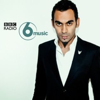 Nerm in for Gilles Peterson on BBC 6Music :: July 2012