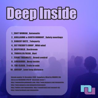 Deep Inside mixed by Emanuel Sin.
