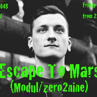 Kereni FM048 With Escape To Mars 02.05.14