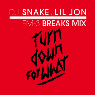 DJ Snake x Lil Jon - Turn Down For What (FM-3 Breaks Mix) [FREE DOWNLOAD IN DESCRIPTION]