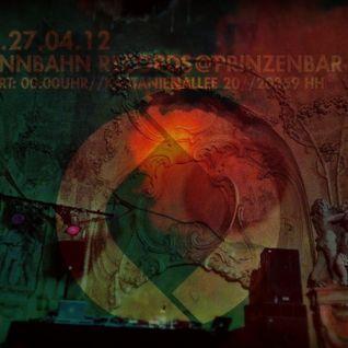 Nico Pusch @ Rennbahn Records Labelnight Prinzenbar Hamburg 27.04.2012
