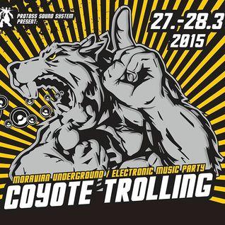 Nebula @ Coyote Trolling (CZ) -- Acid Techno Mix // 27-03-2015