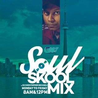 The Soul Skool Mix - Monday July 27 2015 [Midday Mix]