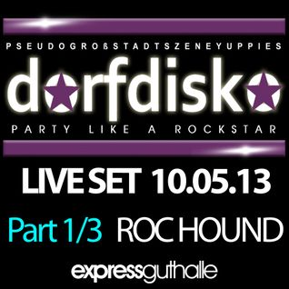 Live @ Dorfdisko Part 1/3 (The Warmup)