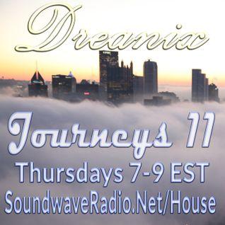 Journeys 11 Melodic Deep Tech House