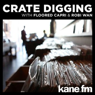 KFMP Hiphop: Crate Digging - 6th July 2016