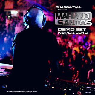 MARIANO SANTOS @ DEMO SET NOV - DIC 2012