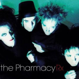 The Pharmacy Radio EP 8 - The Cure ; Roger O'Donnell .
