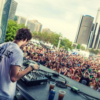 Ryan Hemsworth - Movement Detroit 2014