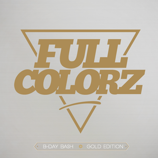 Lady Destroy - Full Colorz (Gold edition)