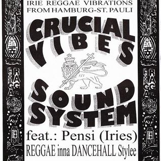 Crucial Vibes Sound live in Cologne feat Pensi aka landbobanken (Ire Hi Fi) 9. May 1996at Tunnel