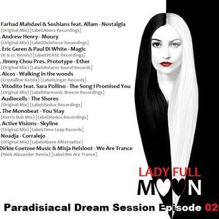 Lady Full Moon - Paradisiacal Dream Session 2016 (026)