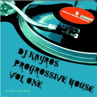 DJ KAYROS===>PROGRESSIVE HOUSE VOL.1