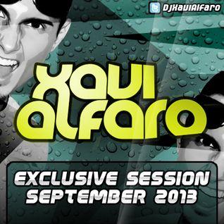 XAVI ALFARO SESSION 09-2013 SEPTEMBER