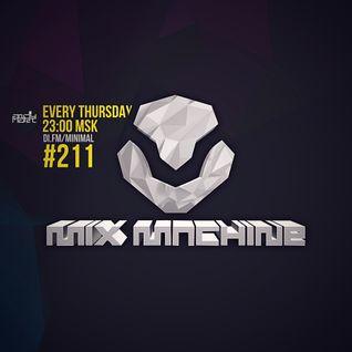 Andy Mart - Mix Machine@DI.FM 211