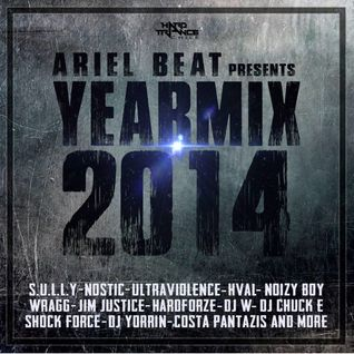Ariel Beat - Year Mix 2014 (05-05-2015)