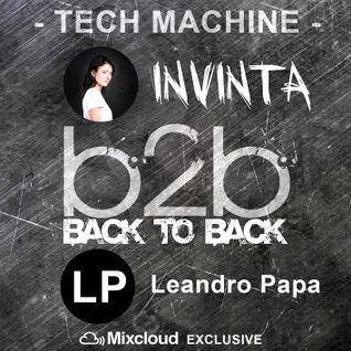 INVINTA b2b Leandro Papa [Tech Machine]