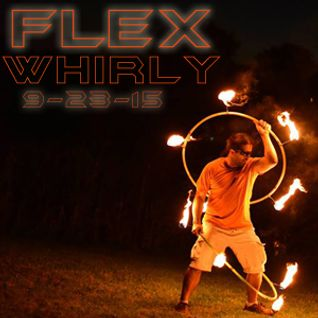 DJ FLEX live at WHIRLY 9-23-15