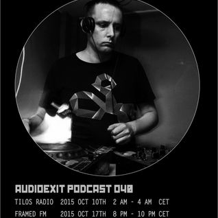 Audioexit Podcast 040 Pt.1 - Kev Willis