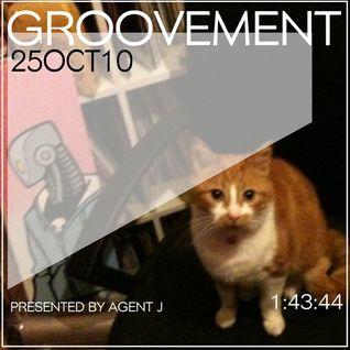 GROOVEMENT // 25OCT10