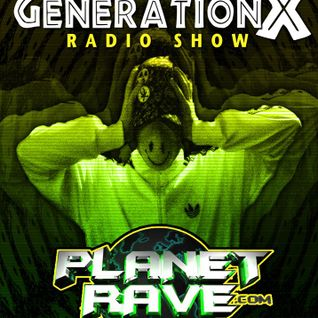 GL0WKiD's Generation X [RadioShow] @ Planet Rave Radio - 23rd June 2015