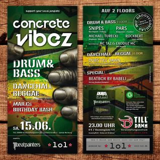 Dubs Till Dawn - PromoMix for Concrete Vibez