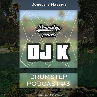 VK Drumstep Official DJ K guest mix