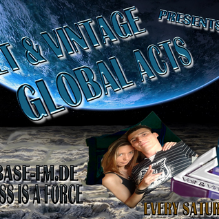 Volt & Vintage presents - GLOBAL ACTS