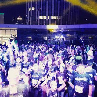 Partydul KissFM ed403 sambata part2 - ON TOUR The Color Run Night Afterparty sus pe Promenada Buc
