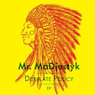 Dubplate Policy EP Promo Mix