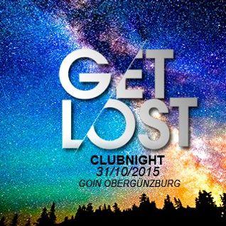 """Bernhard Jakob - """"GET-LOST Clubnacht"""" - GoIn-Obergünzburg, 31.10.2015 (Part 1)"""