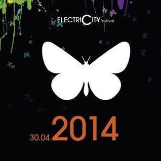 Bernhard Jakob -ElectriCity Festival @ Baby Love - Deggendorf, 30.04.2014