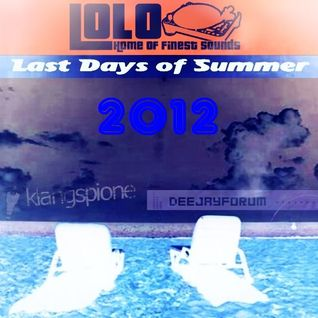 Last Days Of Summer 2012