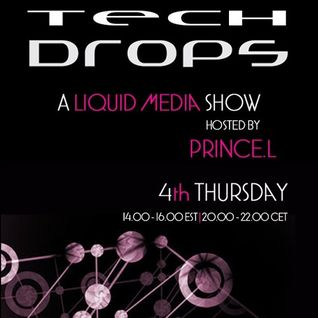 Prince.L & Esven - TECH Drops 071 [Mar 24, 2016] On DI.FM