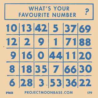 PMB179: What's Your Favourite Number?