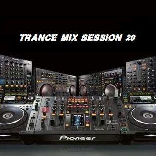 Adam Sanderson - Trance Mix Session 20 (Original Mix)