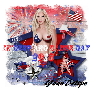 In'Deep and Dance #15 (Independence Day 2013)