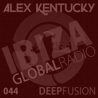 044.DEEPFUSION @ IBIZAGLOBALRADIO (Alex Kentucky) 19/07/16