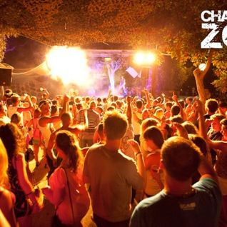 Florian Meindl LIVE at ZOO PROJECT IBIZA opening 2015