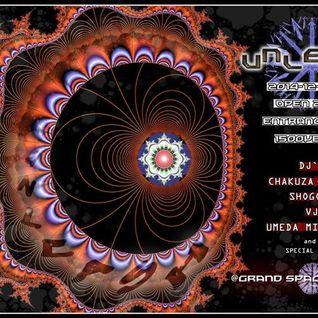 DJ Set By Unleash 2014.12.19@Quark